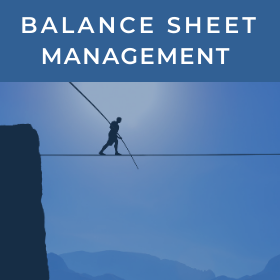 Balance Sheet Management: Safely Walking a Tightrope